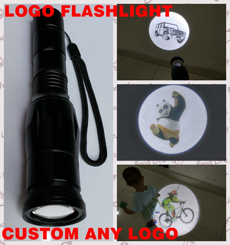 The perfect gobo flashlight for advertising ideas and business promotion gift