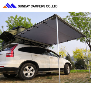 2018 Newly designed offroad camping sun shelter roof tent awning for sale
