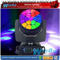 WG-G1031 disco dancing party KTV night club / stage lighting system/led zoom wash moving head
