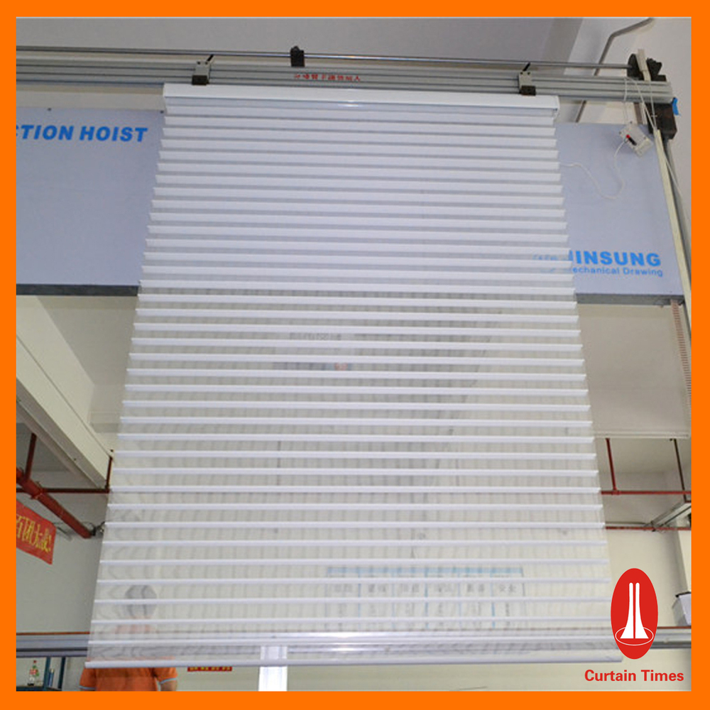 Curtain Times Sheer Waterproof Roller Shades Factory Directly Sale Sheer Blinds