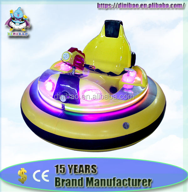 New design durable mobile funfair inflatable bumper car machine for sale