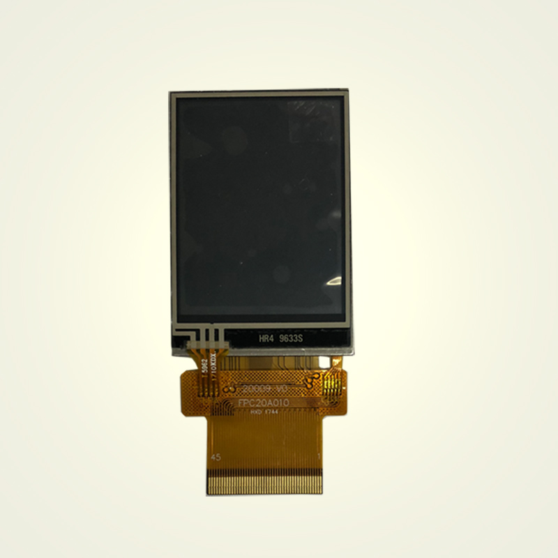 2.0 inch Transmissive 240*320, ST7789V, MCU/SPI/RGB interface TFT <strong>LCD</strong> with resistive touch panel,free viewangel