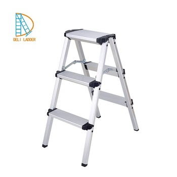 Awesome Aluminium Foldable Kitchen Step Stools Ladder Buy Kitchen Stools Foldable Step Stools Aluminium Stools Product On Alibaba Com Gmtry Best Dining Table And Chair Ideas Images Gmtryco