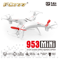 rc drone helicopter FQ777 953 manufacturer wholesale cheap rc drone china RTF black red colors