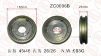 Auto transmission part synchronizer assembly ISUZU myy6s with PART NO 8-97367-022-0