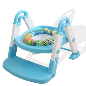Safety Stair plastic baby potty chair for training
