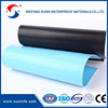 1mm thick pvc roll pvc waterproof membrane manufacturer