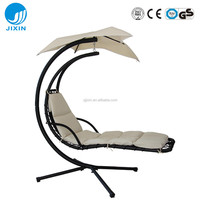 2017 Outdoor furniture patio Garden heavy duty Metal stand Hanging Chair, Helicopter Swing Chair