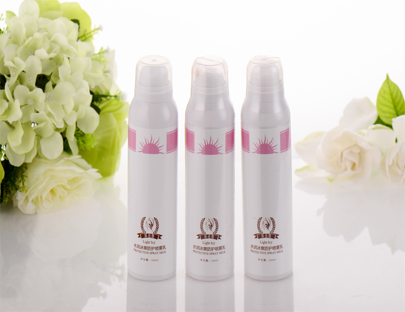 OEM factory private label wholesale sunscreen spray