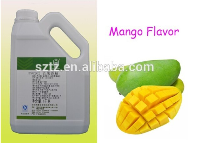 mango liquid flavor essence add to drinks, juice, beverages, and son on