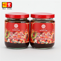 Condiment seasoning Chinese bbq sauce barbecue sauce