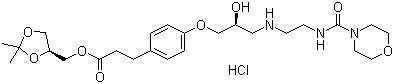 Landiolol Hydrochloride// Landiolol HCI// CAS NO. 144481-98-1