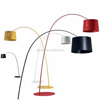 Twiggy Lampada Da Terra Europea Arco Lampada Da Terra Luci Curva ...
