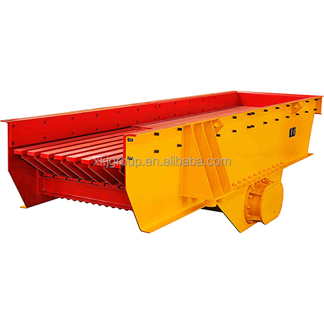 ZSW Series stone grizzly vibrating feeder for sale with ISO 9001:2008 for quarry
