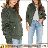 winter dresses satin bomber jackets women plus sizeladies fashion clothing winter jacket
