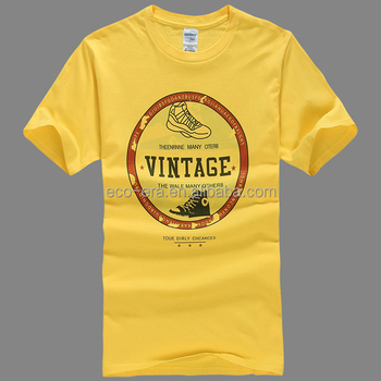 No Minimum Promotional T Shirts With Custom Logo Brands Custom ...