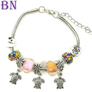 c75fb27253f43 Fashion rose gold charms fit pandoras bracelet wholesale 925 sterling  silver charms fit pandoras bracelet
