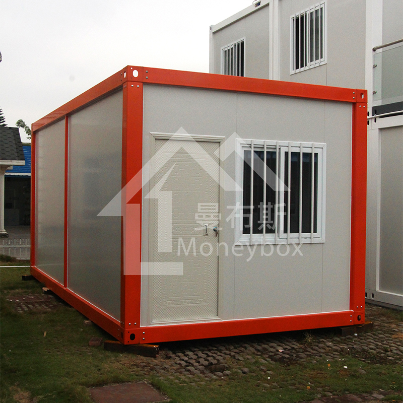 Detachable prefab container house prefabricate tiny houses for worker camp