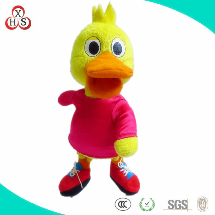 Custom Plush Duck Toys For Toddlers | Daffy Duck Plush Toy | Plush Duck Animal
