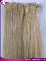 Color Hair Extension Unprocessed no lice, no nits