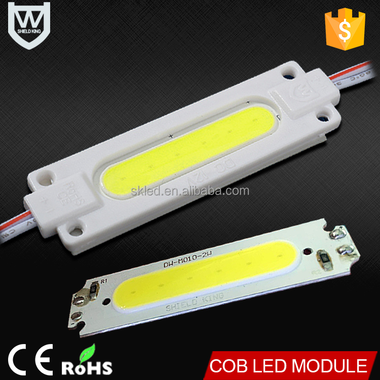COB SMD LED injection module DC 12V Waterproof IP67 Module Highlighted lamp