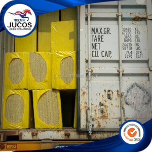 The top-notch quality insulation rock wool board