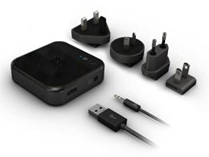 XtremeMac InCharge Home Bluetooth IPU-IHB-13 Charger and Bluetooth Music Receiver for Apple iPhone/iPad/iPod