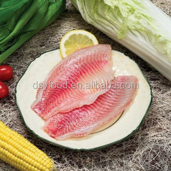 High quality frozen tilapia fish fillet for good price for Best frozen fish fillets