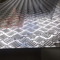 China supplier manufacture supreme quality checkered metal sheet aluminum for floor