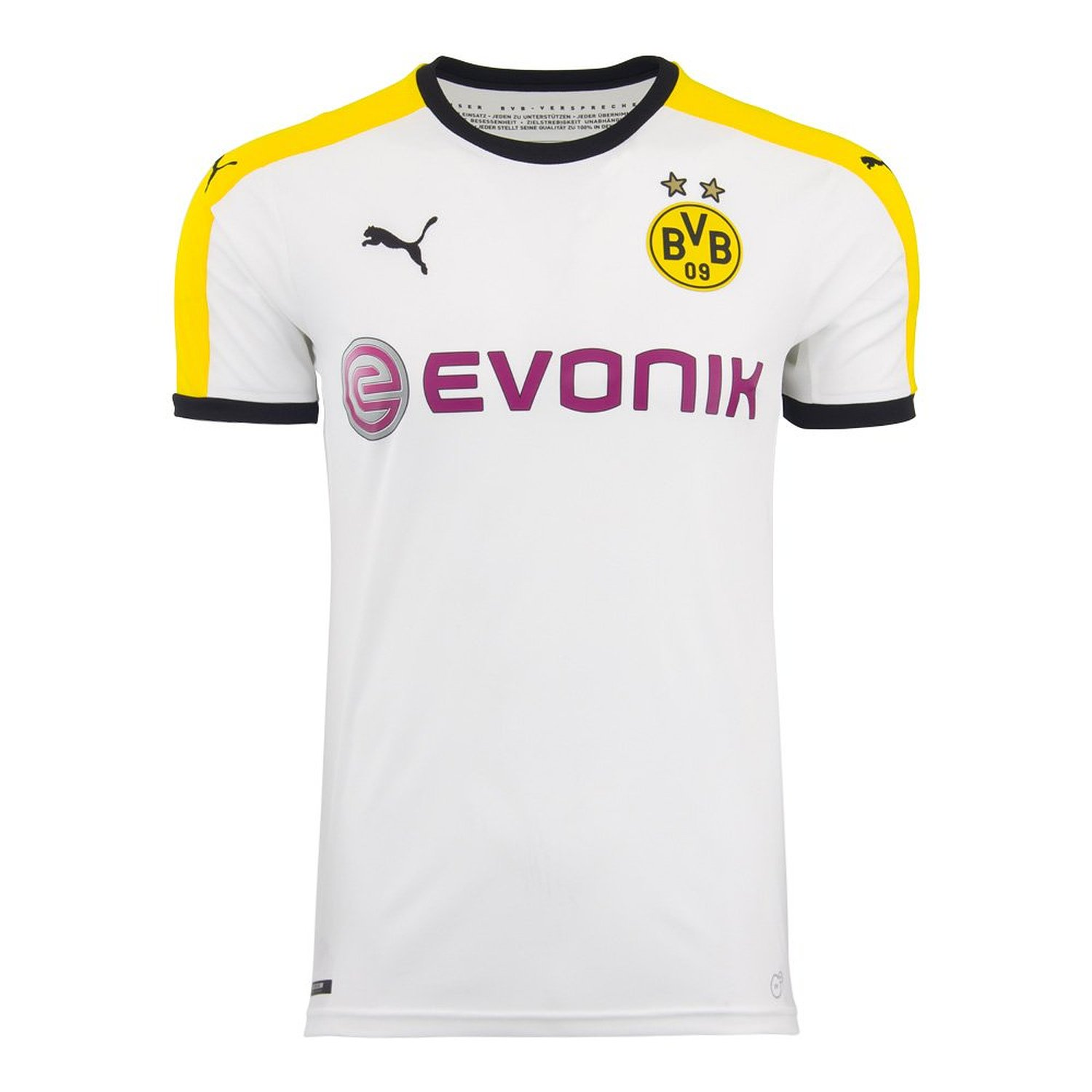 7c4aec2ee02 Buy Puma BVB Borussia Dortmund Men Third Jersey in Cheap Price on  m.alibaba.com