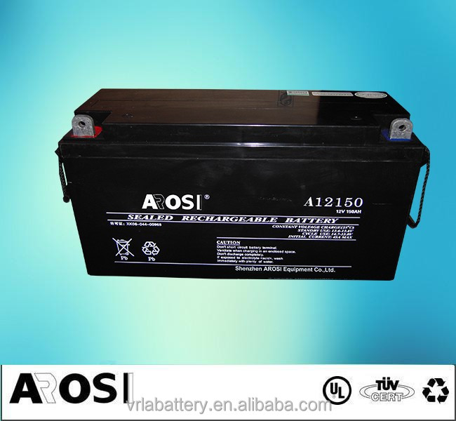 12 Voltage and Dry Charged Battery, Various Battery for Many Applications