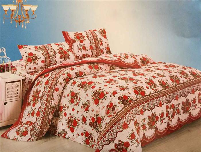 4pcs bedding set bedclothes sets queen size king size flat sheet fitted sheet pillowcases duvet. Black Bedroom Furniture Sets. Home Design Ideas