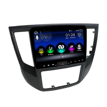 "9 ""2 Din 8 Núcleo Android 8.1 1024*600 Rádio Do Carro Para MITSUBISHI LANCER-EX 2017- áudio Estéreo do carro Multimedia Player"