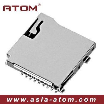 Micro Sd Connector For Ipad Camera - Buy Micro Sd Connector,Ipad Camera  Connector,Sd Card Pinout Product on Alibaba com