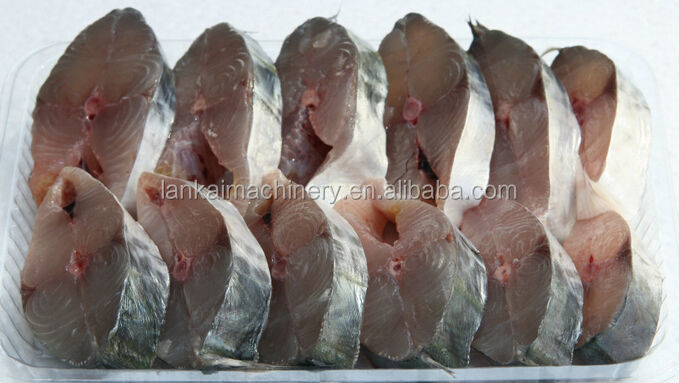 Hot Selling Fresh Frozen Fish Cutting Machine Fish