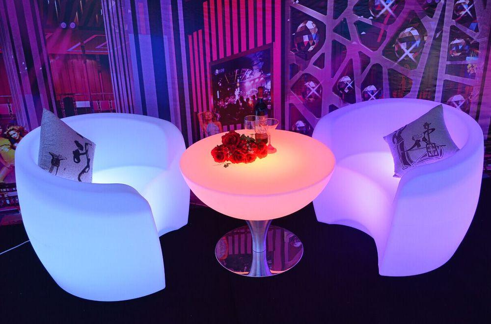 Lounge Nachtclub Led-licht Bar Möbel Führte Möbel - Buy Product on ...