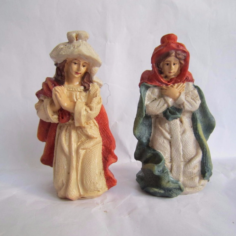 Polyresin Decorative Nativity Sets Christmas Nativity Set
