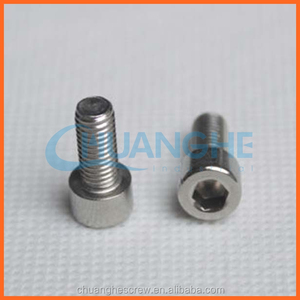 Alibaba China selling high quality bicycle cold pier head screws