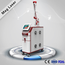 permanent tattoo without needles! 2016 Vertical High Tech Q Switched Nd Yag Laser Tattoo Removal Machine