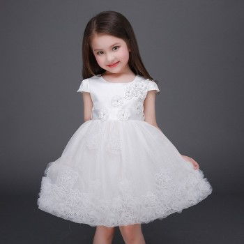 Latest formal dress patterns white satin flower girls dress kids latest formal dress patterns white satin flower girls dress kids wedding dress 86033 mightylinksfo