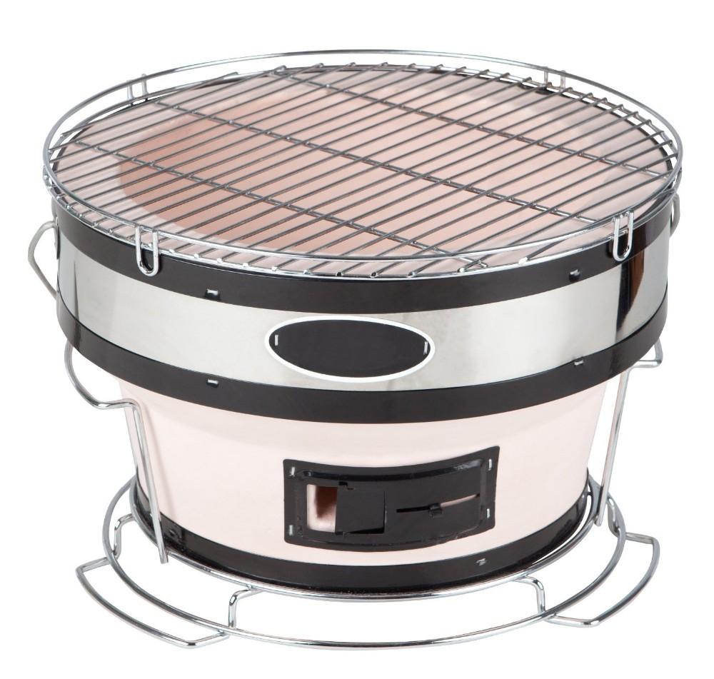 Cor en et japonais style portable barbecue charbon - Barbecue portable charbon ...