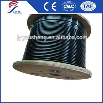 Gym Equipment Cable Wire Round Strand Wire Rope