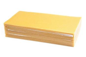 beeswax Sheets(70% beeswax, 30% paraffin)