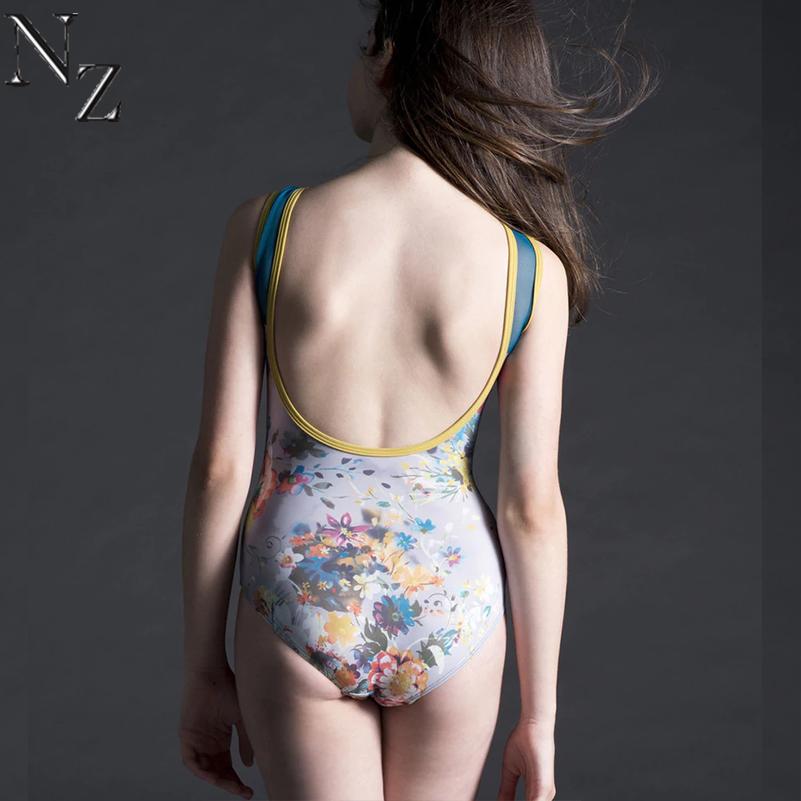 Normzl Custom Multicolor Sublimated Printing Training Dancewear Ballet Leotards Girls Gymnastics wear