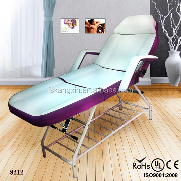 foot massage bed for salon KZM-8801