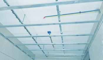 False Ceiling Light Drywall Metal Channel Steel Profiles Prices - Buy New  Shape Keel Structure V Channel,Light Steel Keelnew Shape Keel Structure V