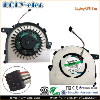 4 pin / wire A+ Top quality Original laptop Replacement repair part CPU Cooling Fan for Dell xps 13 13D series