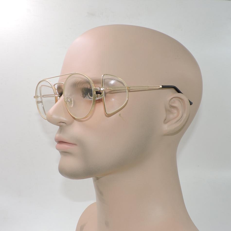 Kacamata Timah Pelindung Radiasi Kacamata untuk Mata