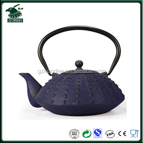 Hot selling cast iron teapot, japanese tea sets antique, hand painted japanese tea set in factory price