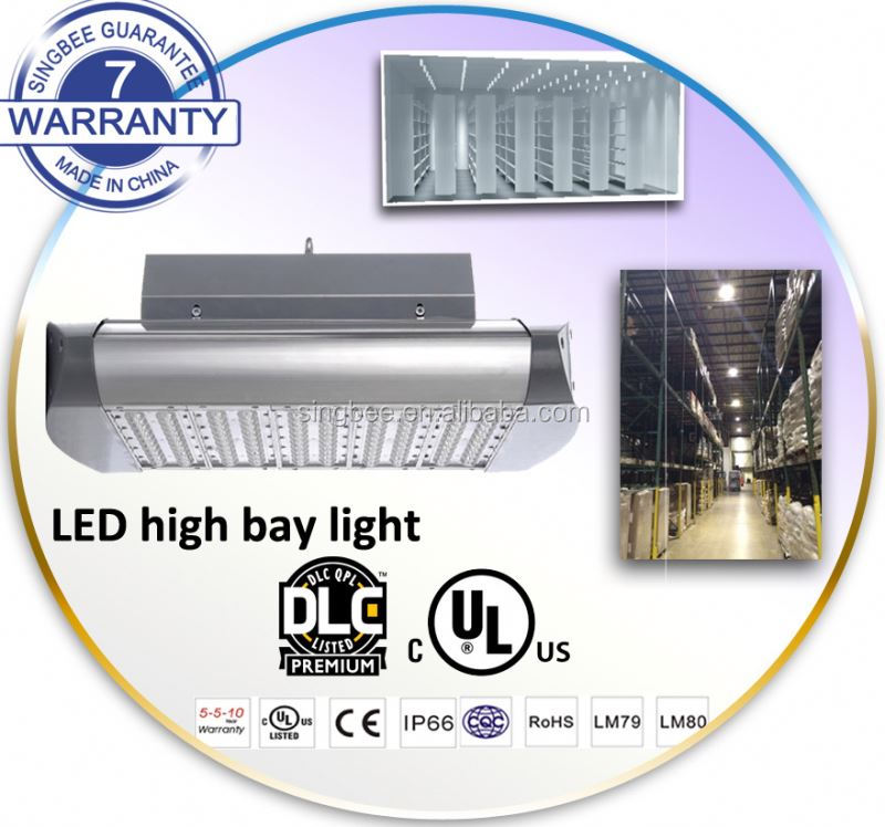 China supplier UFO high bay factory price 100w 150w 200w 240W UL led high bay light fixture dimming high bay light for option